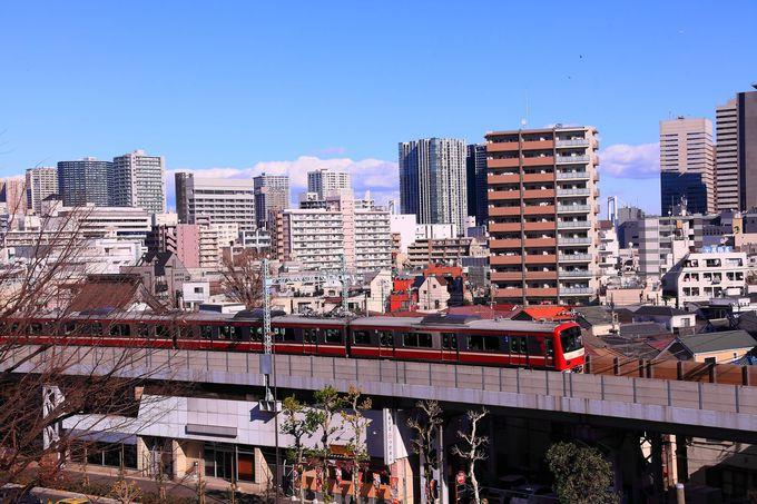 富士塚最上部からの眺めは予想以上に素晴らしいもの!
