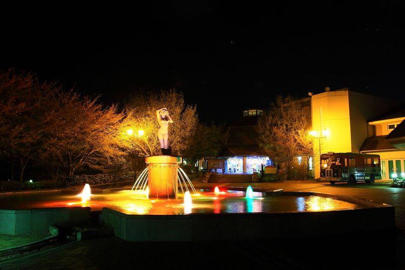 必見!山梨県甲州市のアクセス良好な穴場夜景スポット3選