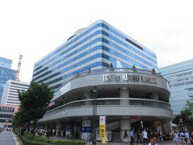 電車好きのお子さんは必見!有楽町「東京交通会館」展望庭園|東京都|トラベルjp<たびねす>