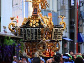 下町の伝統を受け継ぐ勢いのある例大祭は必見!東京「鳥越祭」|東京都|トラベルjp<たびねす>