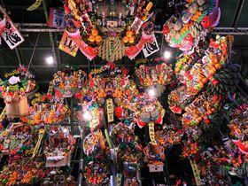 商売繁盛!横浜最大の酉の市「金刀比羅大鷲神社」へ出かけよう!