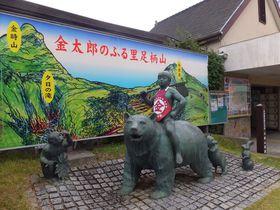 夕日の滝や生家跡も!神奈川県南足柄で金太郎の伝説の地を巡る