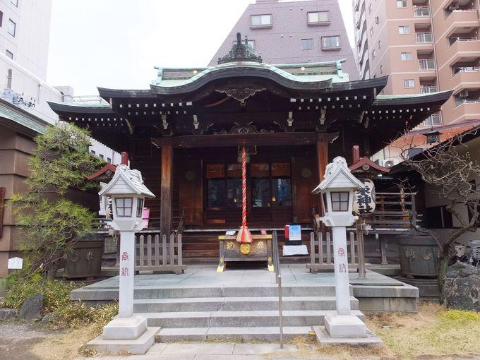 「たけくらべ」に描かれた千束稲荷神社