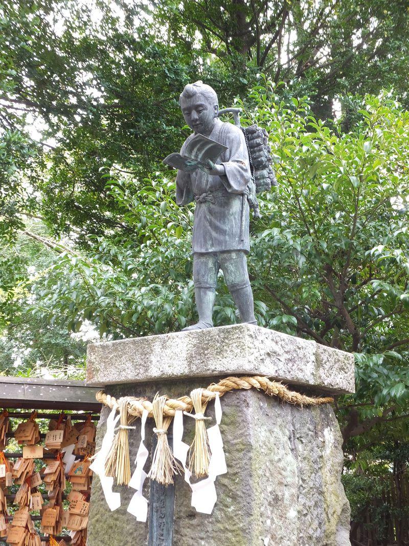 神様は二宮金次郎!故郷・小田原市にある「報徳二宮神社」