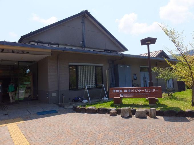 箱根の自然の情報発信の館