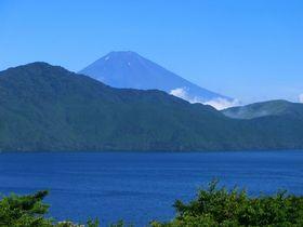 離宮跡地に広がる箱根の絶景と美しい庭園!「恩賜箱根公園」|神奈川県|トラベルjp<たびねす>