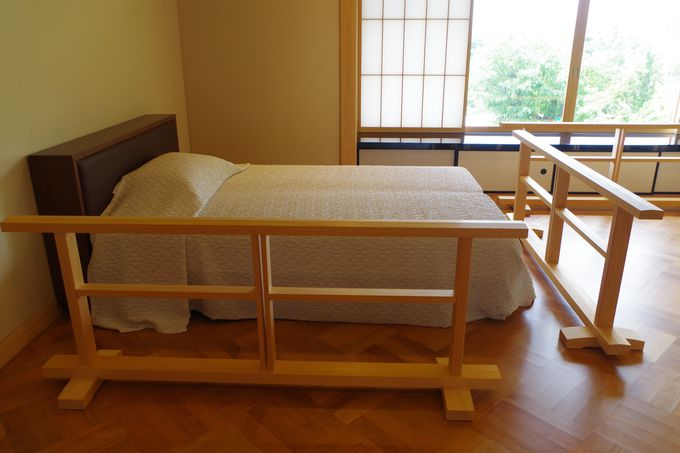 吉田茂が過ごした金と銀の部屋
