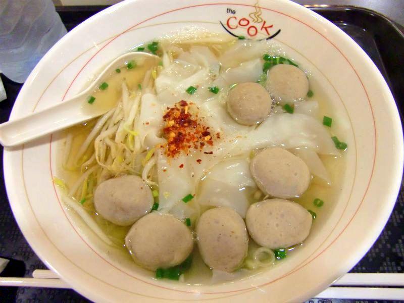 ローカル食堂で味わいたい!タイの名物ラーメン「クイッティアオ」
