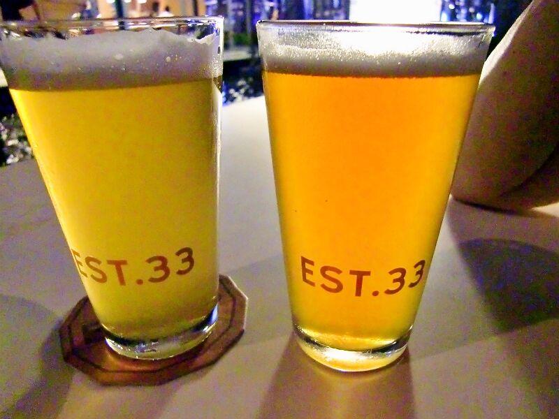 シンハービール直営店!バンコク「EST.33」で地ビールとおいしいおつまみを!
