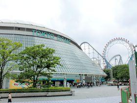 遊ぶ!くつろぐ!泊まる!「東京ドームシティ」は娯楽いっぱい都市型エンターテイメント|東京都|トラベルjp<たびねす>