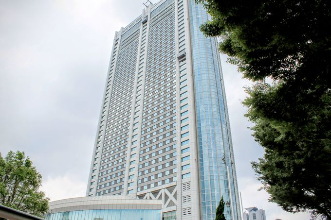 レジャー・ビジネスの拠点として利便性の高い「東京ドームホテル」