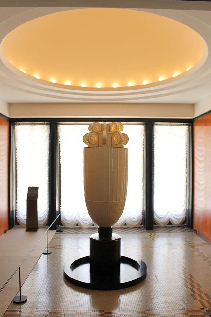 シンボル的存在の「香水塔」