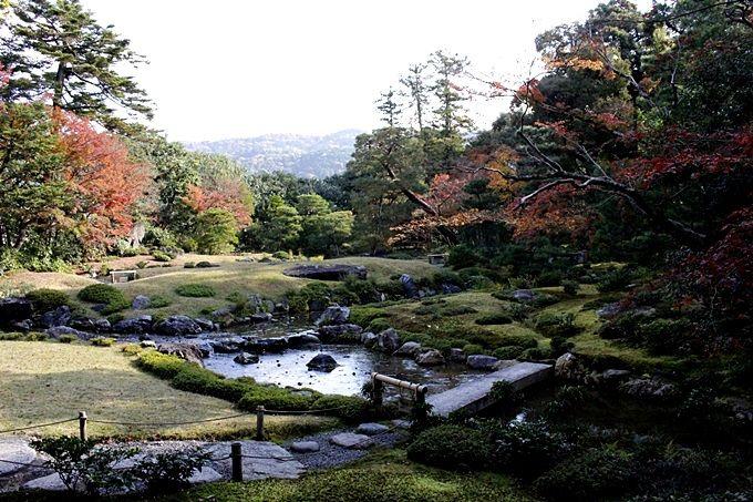 回遊式庭園がとにかく美しい。名勝「無鄰菴(むりんあん)」