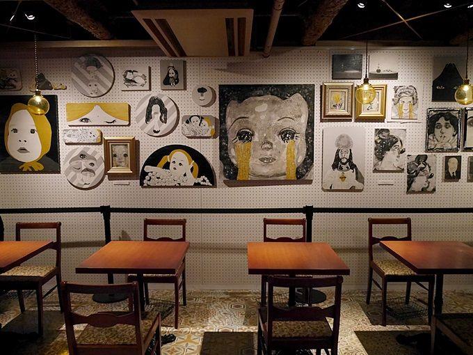 個性的なアート鑑賞が出来るギャラリー