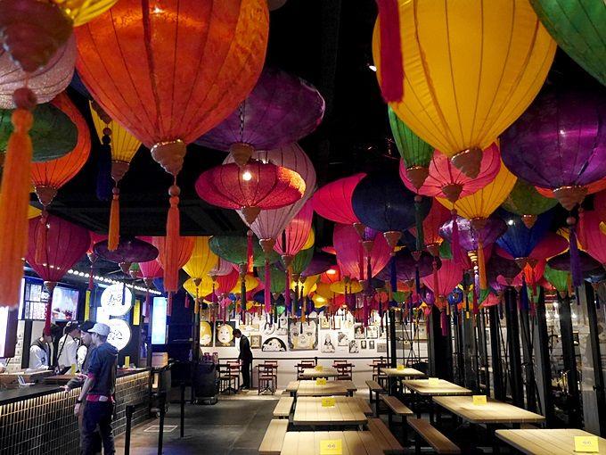 東京・新宿の「サナギ新宿」は、食とアートのワンダーランド