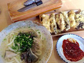 広島で食べたい隠れたB級グルメ!ぶちウマ「ホルモン天ぷら」
