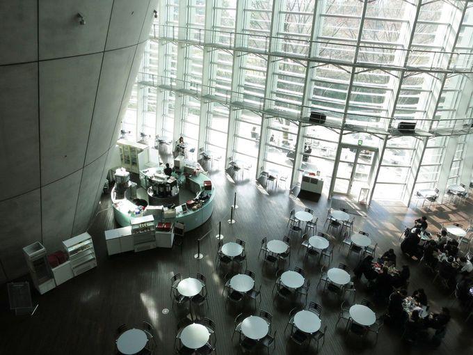調べものにイベント、コンサートも!美術展だけじゃない「使える」美術館