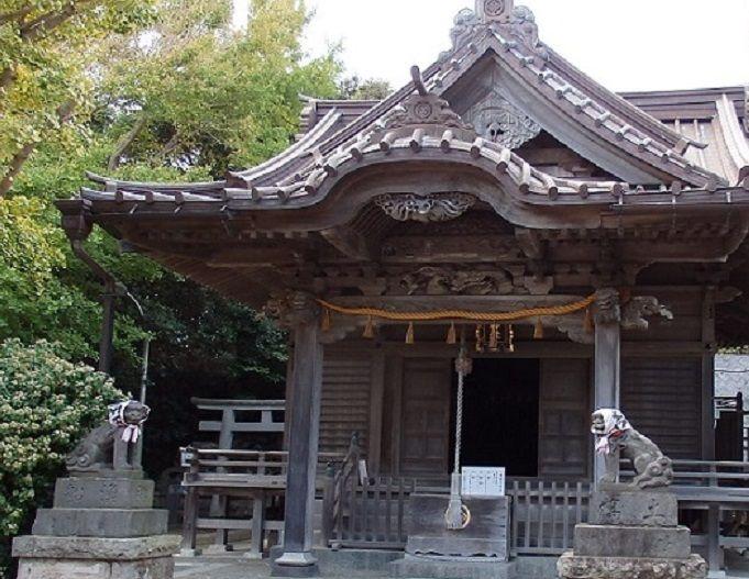 鎌倉の腰越・片瀬地区の神社仏閣で、歴史に触れましょう!