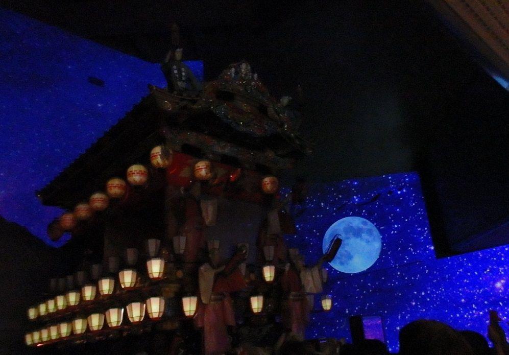 世界遺産に登録された秩父祭を音楽・映像・光で再現!