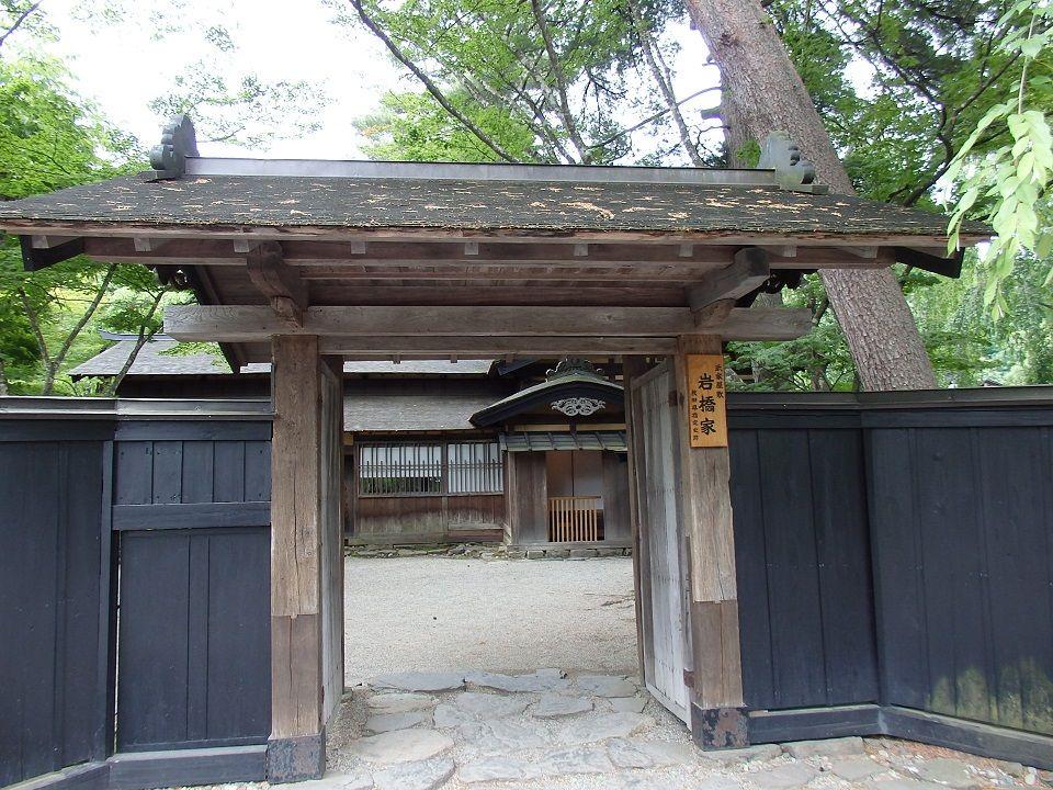 『たそがれ清兵衛』の世界が広がる秋田県角館