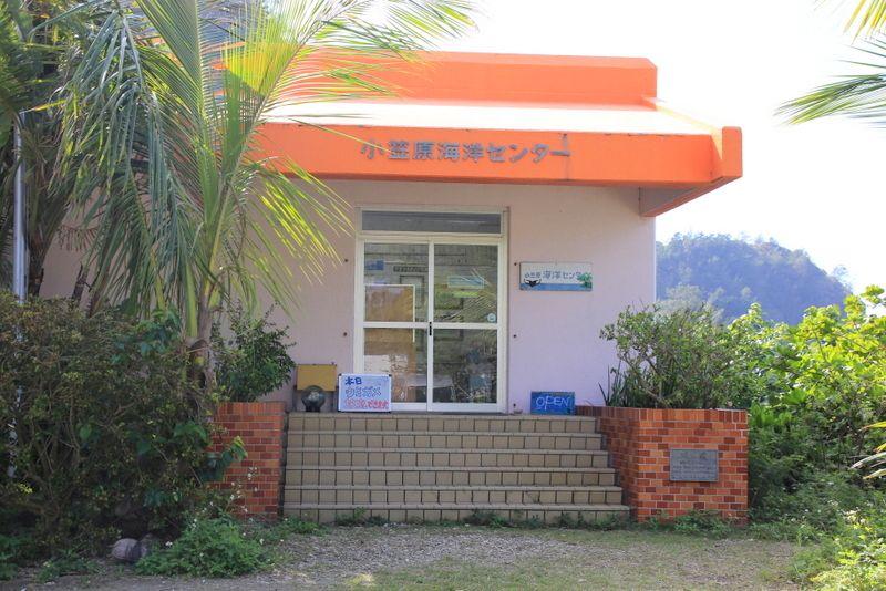 オレンジの屋根が眩しいカメセンター