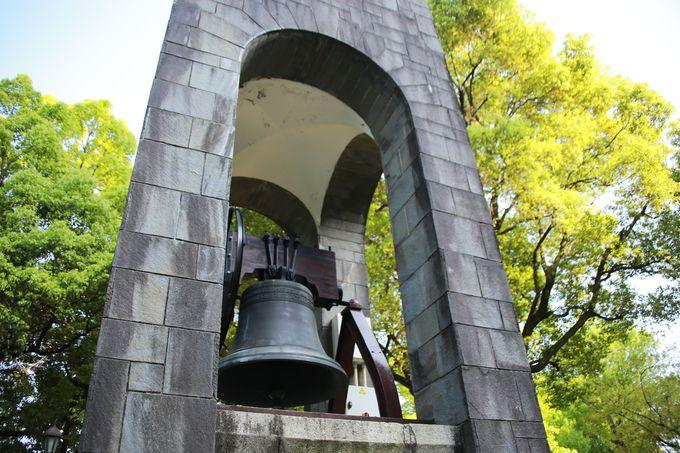 自由を知らせるため鐘が鳴く「自由の鐘」