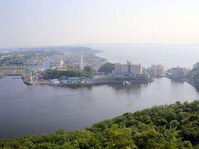 日本唯一!湖の上を羽ばたく静岡「かんざんじロープウェイ」|静岡県|トラベルjp<たびねす>