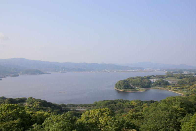 北側:自然の豊かさが感じられるエリア