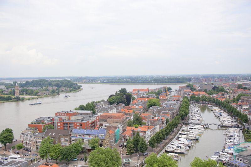 オランダの原型はここから!?貿易で栄えた街「ドルトレヒト」