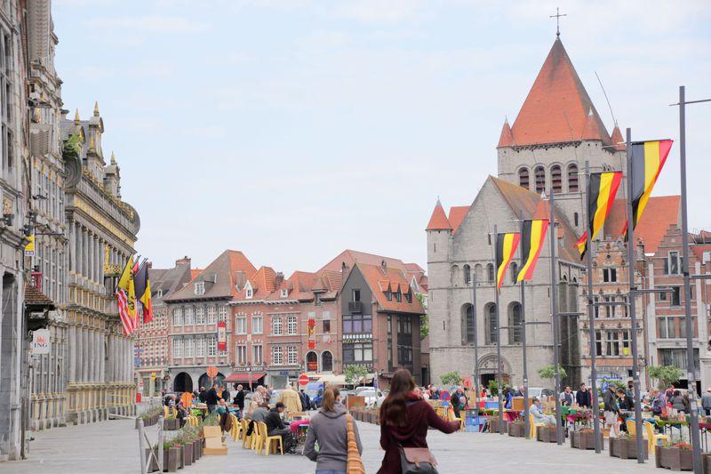ベルギー最古の街「トゥルネー」で世界遺産とグルメを満喫!
