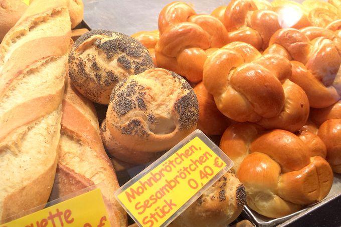 1個が100円以下のパン