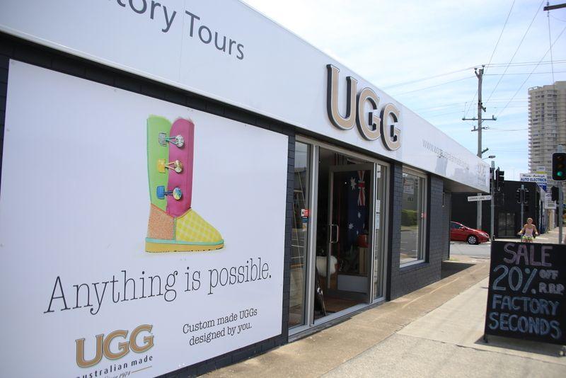 6.UGG Since 1974