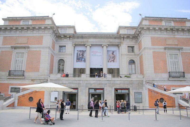 スペイン王家のコレクションが眠る「プラド美術館」