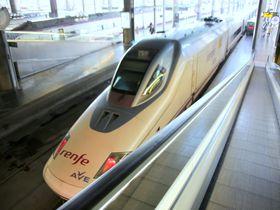 アンダルシア地方を駆け抜ける!スペイン旅行に欠かせない鉄道「アヴェ」