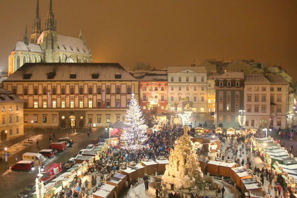 """プラハに追いつけ、追いこせと勢いづく街""""ブルノ"""""""