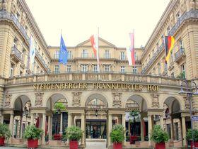 フランクフルトの老舗ホテル「シュタイゲンベルガーフランクフルターホフ」で忘れられない滞在を