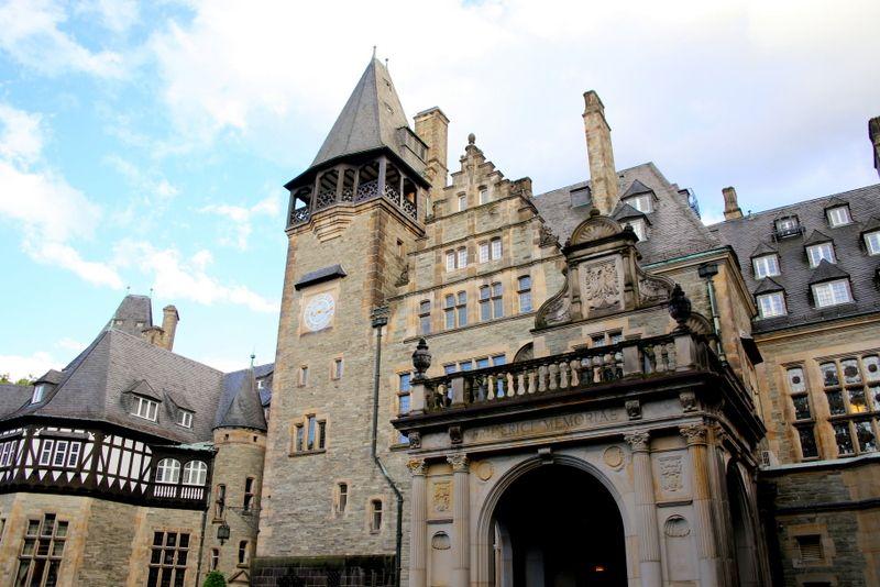 フランクフルトから行ける、憧れの古城ホテル「シュロスホテル クロンベルク」