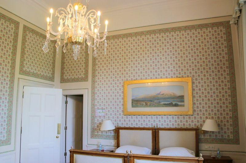 19世紀の雰囲気が感じられるお部屋