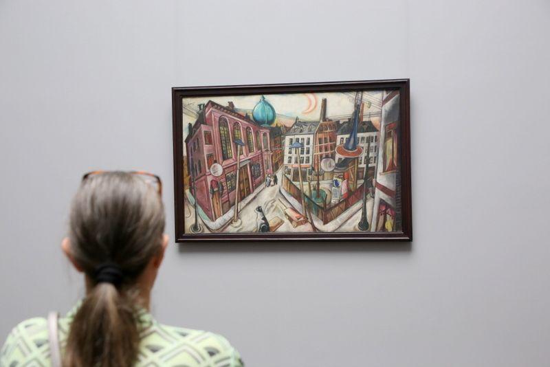 ドイツ人有名画家を知れるチャンス