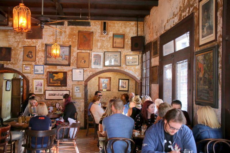 ニューオーリンズのレストラン「ナポレオンハウス」はナポレオンの邸宅予定だった!?