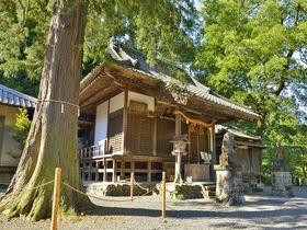 日本遺産 桐生「白瀧神社」織物の町を象徴する3つの文化財