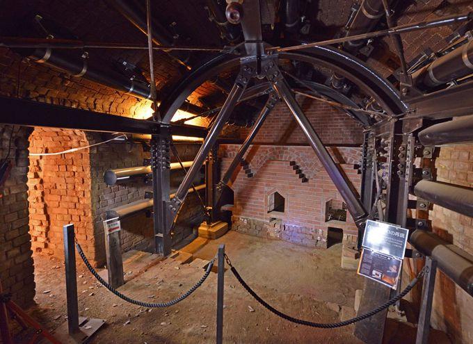 野木町煉瓦窯〜環状の窯は炎が巡った灼熱の回廊