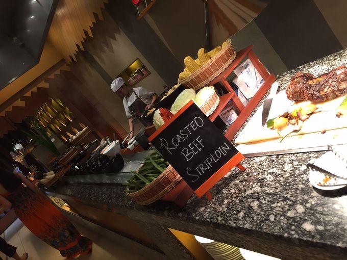 多彩なレストラン、安心してリゾートに籠れる!