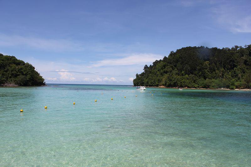 ボートでたった15分!コタキナバル「サピ島」はファミリーにもおすすめリゾート