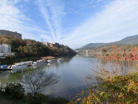 自然と人工の奇跡の調和を、岐阜県「恵那峡」で体感しよう!