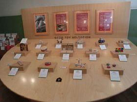 「東京おもちゃ美術館」で大人も子供もおもちゃ三昧!|東京都|トラベルjp<たびねす>