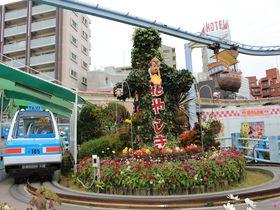 Beeタワー引退後も元気いっぱい!今こそ「浅草花やしき」へ|東京都|トラベルjp<たびねす>