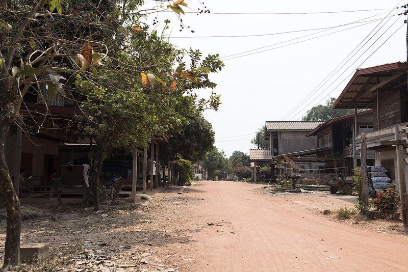 ラオス・ボリカムサイ県の魅力「村の中に入ってみよう!」