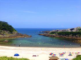 東京の島へ行こう!伊豆諸島「式根島」で透明度抜群のビーチと温泉を満喫