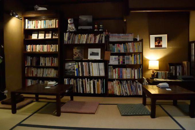 本好きにとってはまさに天国!猫の本もいっぱいあります